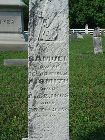 SMITH, SAMUEL - Fairfield County, Ohio   SAMUEL SMITH - Ohio Gravestone Photos