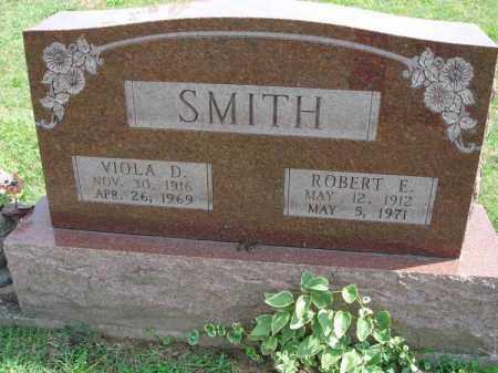 SMITH, ROBERT E. - Fairfield County, Ohio | ROBERT E. SMITH - Ohio Gravestone Photos