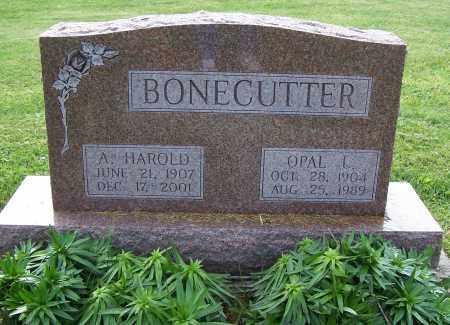 YEOMAN BONECUTTER, OPAL L. - Fayette County, Ohio | OPAL L. YEOMAN BONECUTTER - Ohio Gravestone Photos