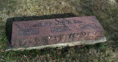 HARPER BROWN, VIOLA - Fayette County, Ohio | VIOLA HARPER BROWN - Ohio Gravestone Photos