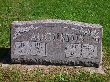 JAMES EVERETT, AUGUSTUS - Fayette County, Ohio | AUGUSTUS JAMES EVERETT - Ohio Gravestone Photos