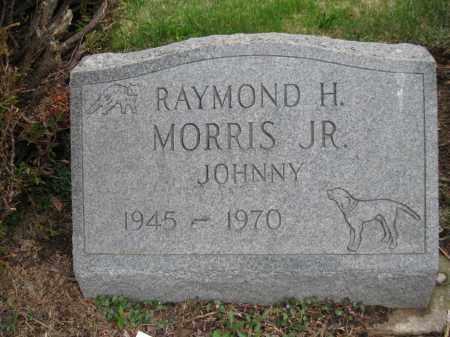 MORRIS, RAYMOND HOYT JR (JOHNNY) - Fayette County, Ohio | RAYMOND HOYT JR (JOHNNY) MORRIS - Ohio Gravestone Photos