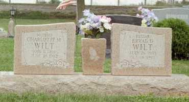 WILT, ERVAL - Fayette County, Ohio | ERVAL WILT - Ohio Gravestone Photos