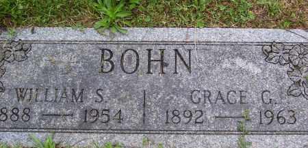 MOREHOUSE BOHN, GRACE G - Franklin County, Ohio   GRACE G MOREHOUSE BOHN - Ohio Gravestone Photos