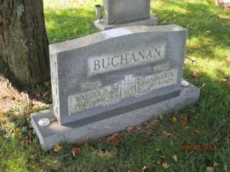MOORE BUCHANAN, GARNET VIOLA - Franklin County, Ohio | GARNET VIOLA MOORE BUCHANAN - Ohio Gravestone Photos