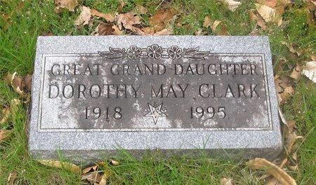 CLARK, DOROTHY MAY - Franklin County, Ohio | DOROTHY MAY CLARK - Ohio Gravestone Photos