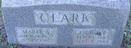 CLARK, MABEL - Franklin County, Ohio | MABEL CLARK - Ohio Gravestone Photos