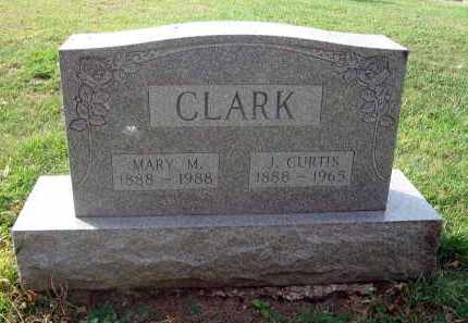 CLARK, J. CURTIS - Franklin County, Ohio | J. CURTIS CLARK - Ohio Gravestone Photos