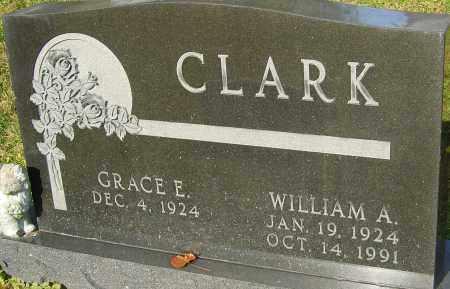 CLARK, WILLIAM A - Franklin County, Ohio | WILLIAM A CLARK - Ohio Gravestone Photos