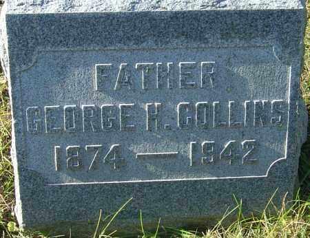 COLLINS, GEORGE H - Franklin County, Ohio | GEORGE H COLLINS - Ohio Gravestone Photos
