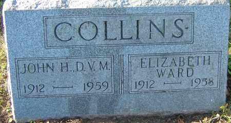 COLLINS, ELIZABETH - Franklin County, Ohio | ELIZABETH COLLINS - Ohio Gravestone Photos