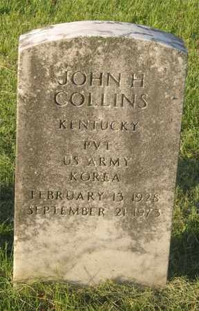 COLLINS, JOHN H. - Franklin County, Ohio | JOHN H. COLLINS - Ohio Gravestone Photos