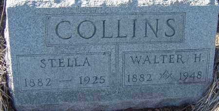 COLLINS, WALTER H - Franklin County, Ohio | WALTER H COLLINS - Ohio Gravestone Photos