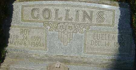 COLLINS, LUELLA - Franklin County, Ohio | LUELLA COLLINS - Ohio Gravestone Photos