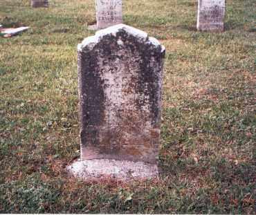 DONALDSON, EMMA - Franklin County, Ohio | EMMA DONALDSON - Ohio Gravestone Photos