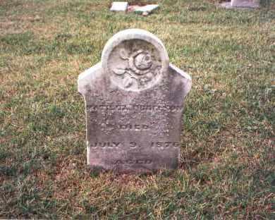 DONELSON (DONALDSON), MATILDA - Franklin County, Ohio   MATILDA DONELSON (DONALDSON) - Ohio Gravestone Photos