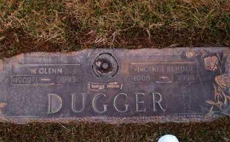DUGGER, WILLIAM GLENN - Franklin County, Ohio | WILLIAM GLENN DUGGER - Ohio Gravestone Photos