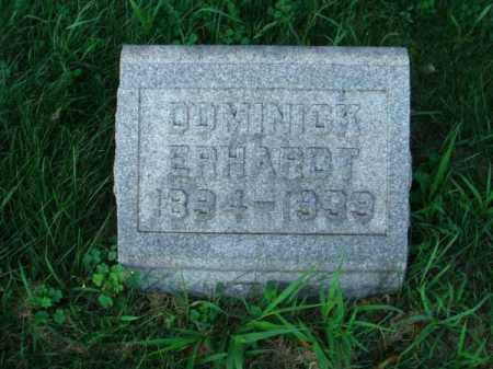 ERHARDT, DOMINICK - Franklin County, Ohio | DOMINICK ERHARDT - Ohio Gravestone Photos