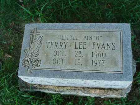 EVANS, TERRY LEE - Franklin County, Ohio | TERRY LEE EVANS - Ohio Gravestone Photos