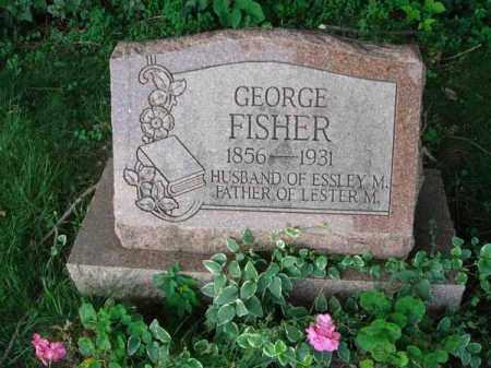FISHER, GEORGE - Franklin County, Ohio | GEORGE FISHER - Ohio Gravestone Photos