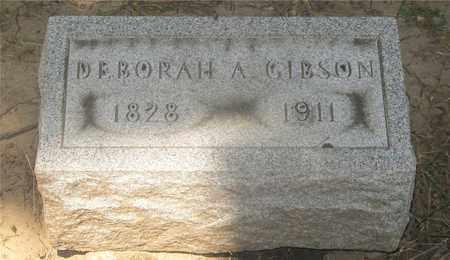 GIBSON, DEBORAH A. - Franklin County, Ohio   DEBORAH A. GIBSON - Ohio Gravestone Photos