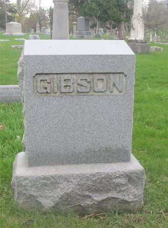 GIBSON, FAMILY MONUMENT - Franklin County, Ohio | FAMILY MONUMENT GIBSON - Ohio Gravestone Photos
