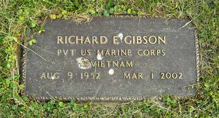GIBSON, RICHARD E. - Franklin County, Ohio | RICHARD E. GIBSON - Ohio Gravestone Photos