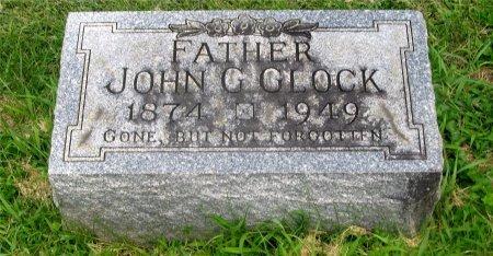 GLOCK, JOHN G. - Franklin County, Ohio | JOHN G. GLOCK - Ohio Gravestone Photos