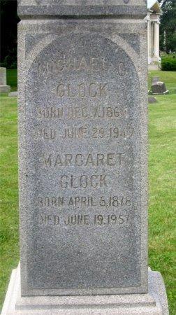GLOCK, MICHAEL G. - Franklin County, Ohio | MICHAEL G. GLOCK - Ohio Gravestone Photos