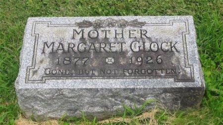 GLOCK, MARGARET - Franklin County, Ohio   MARGARET GLOCK - Ohio Gravestone Photos