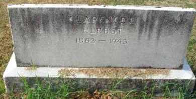 HERBST, CLARENCE L. - Franklin County, Ohio | CLARENCE L. HERBST - Ohio Gravestone Photos