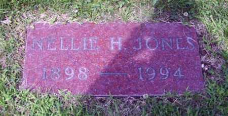 HAMILTON JONES, NELLIE MARGARET - Franklin County, Ohio   NELLIE MARGARET HAMILTON JONES - Ohio Gravestone Photos
