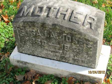 "JONES, SUSAN ANTIONETTE ""NETTIE"" - Franklin County, Ohio   SUSAN ANTIONETTE ""NETTIE"" JONES - Ohio Gravestone Photos"