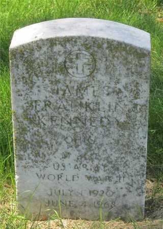 KENNEDY, JAMES FRANKLIN - Franklin County, Ohio   JAMES FRANKLIN KENNEDY - Ohio Gravestone Photos
