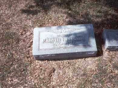 KENNEDY, MILDRED F. - Franklin County, Ohio | MILDRED F. KENNEDY - Ohio Gravestone Photos