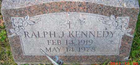 KENNEDY, RALPH - Franklin County, Ohio | RALPH KENNEDY - Ohio Gravestone Photos