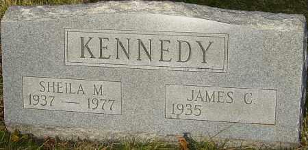 KENNEDY, SHEILA M - Franklin County, Ohio | SHEILA M KENNEDY - Ohio Gravestone Photos