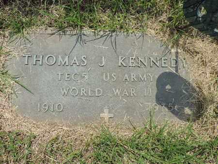 KENNEDY, THOMAS J. - Franklin County, Ohio | THOMAS J. KENNEDY - Ohio Gravestone Photos
