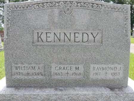 KENNEDY, RAYMOND J. - Franklin County, Ohio   RAYMOND J. KENNEDY - Ohio Gravestone Photos