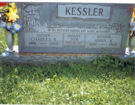 KESSLER, ANNA K. - Franklin County, Ohio   ANNA K. KESSLER - Ohio Gravestone Photos