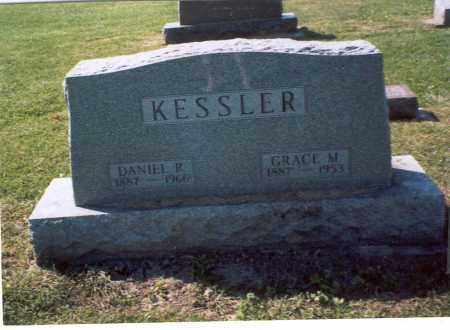 KESSLER, GRACE M. - Franklin County, Ohio | GRACE M. KESSLER - Ohio Gravestone Photos