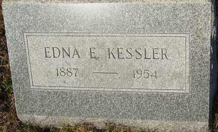KESSLER, EDNA E - Franklin County, Ohio   EDNA E KESSLER - Ohio Gravestone Photos