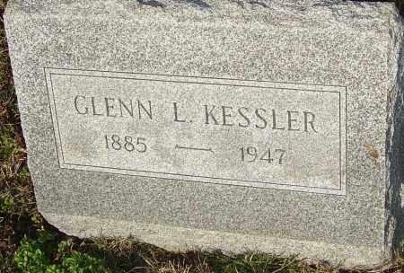 KESSLER, GLENN L - Franklin County, Ohio | GLENN L KESSLER - Ohio Gravestone Photos