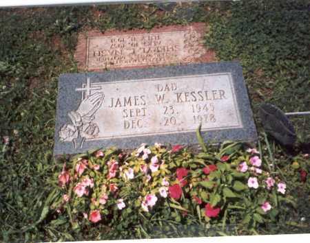 KESSLER, JAMES W. - Franklin County, Ohio | JAMES W. KESSLER - Ohio Gravestone Photos