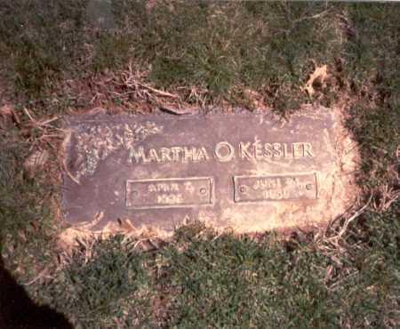 OLPP KESSLER, MARTHA - Franklin County, Ohio | MARTHA OLPP KESSLER - Ohio Gravestone Photos