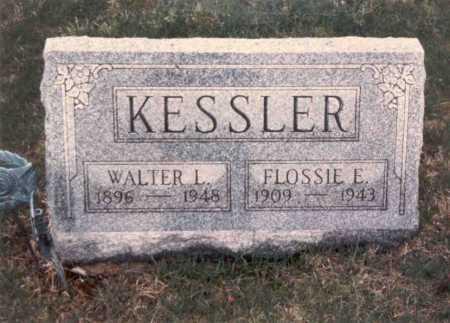 KESSLER, WALTER L. - Franklin County, Ohio | WALTER L. KESSLER - Ohio Gravestone Photos