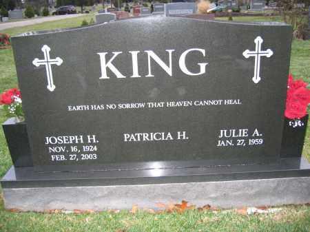 KING, JOSEPH H. - Franklin County, Ohio | JOSEPH H. KING - Ohio Gravestone Photos