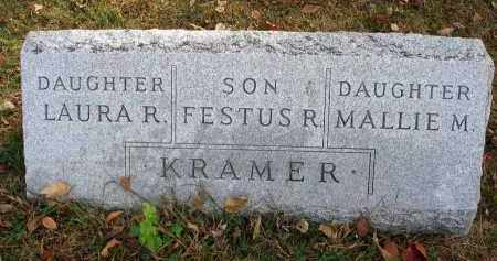 KRAMER, LAURA R. - Franklin County, Ohio | LAURA R. KRAMER - Ohio Gravestone Photos