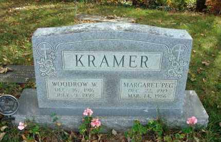 "KRAMER, MARGARET ""PEG"" - Franklin County, Ohio 