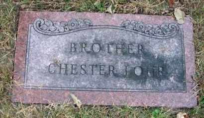 LOHR, CHESTER - Franklin County, Ohio   CHESTER LOHR - Ohio Gravestone Photos